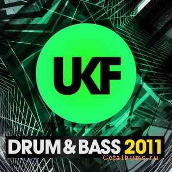 VA - UKF Drum & Bass 2011 (2011)