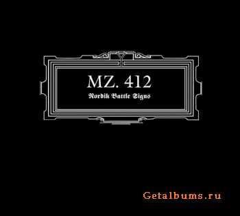 MZ.412 - Nordik Battle Signs (Reissue) (2011)