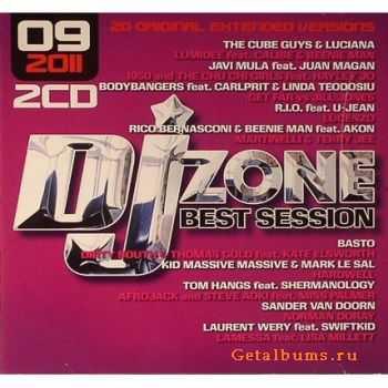VA - DJ Zone: Best Session 09/2011
