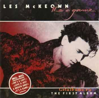 Les McKeown - It's A Game 1989 [LOSSLESS]
