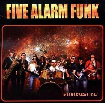 Five Alarm Funk - Five Alarm Funk 2006