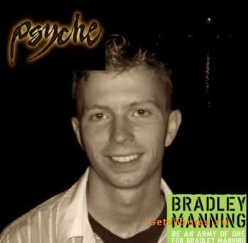 Psyche - We Are Bradley Manning (EP) (2011)