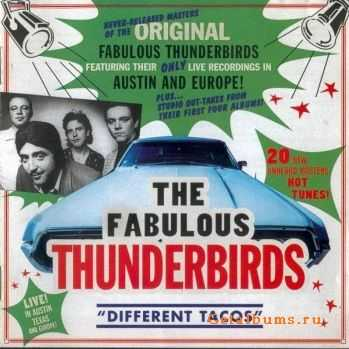 The Fabulous Thunderbirds - Different Tacos! (1996)