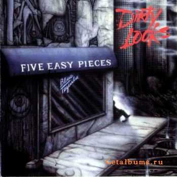 Dirty Looks - Five Easy Pieces (1992)