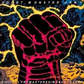 Robot Monster Army - Robot Monster Army (2009)