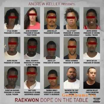 Raekwon - Dope On The Table (EP) (2011)