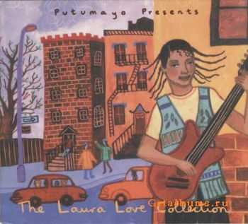 Laura Love - Putumayo Presents The Laura Love Collection (1995)
