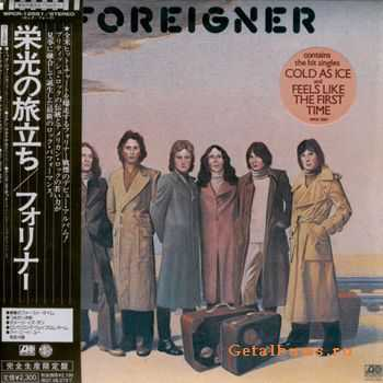 Foreigner - Foreigner (Japan Rem.2002) (1977 (2002))