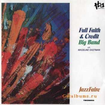Full Faith & Credit Big Band – JazzFaire - 1981 (1992)