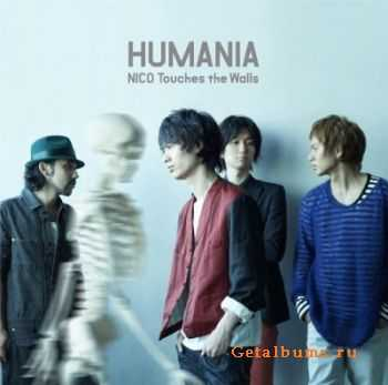 Nico Touches The Walls - Humania (2011)