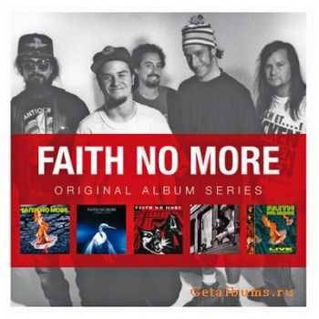 Faith No More - Original Album Series [Box Set]  (2011)