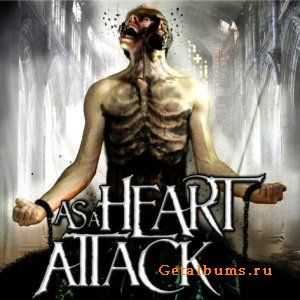 As A Heart Attack - As A Heart Attack (EP) (2011)