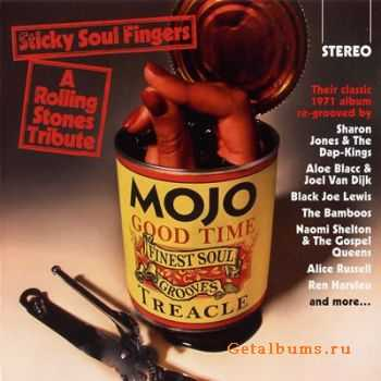 VA - Mojo Presents: Sticky Soul Fingers - A Rolling Stones Tribute (2011) (2011)