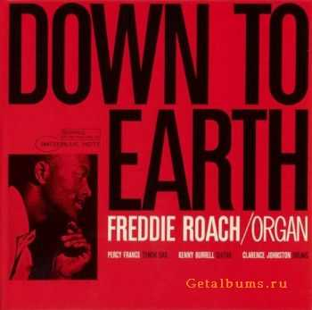 Freddie Roach - Down to Earth - 1962 (2004)