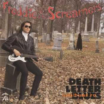 Freddie & The Screamers - Death Letter Blues (1992)