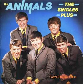 The Animals - The Singles Plus (1987)