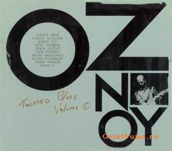 Oz Noy - Twisted Blues Volume 1 (2011)