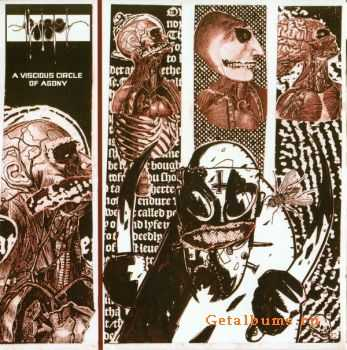 Avulsion - A Viscious Circle Of Agony (EP) (2004)