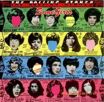 The Rolling Stones - Some Girls (2011)