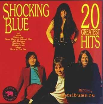 Shocking Blue - 20 Greatest Hits (1990)