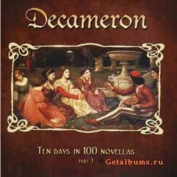 VA - Decameron: Ten Days in 100 Novellas, Part 1 (4CD Colossus Project) (2011)