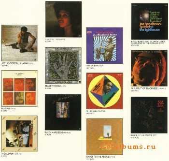 Joe Henderson - The Milestone Years (1994) (8CD Boxset)