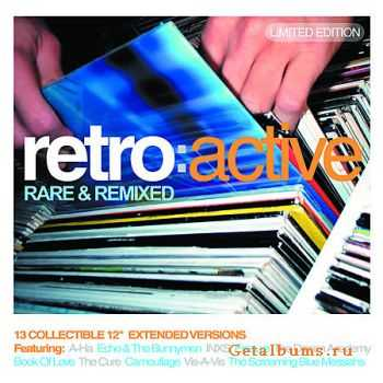 VA – Retro Active Vol.1 [Limited Edition] (2004)