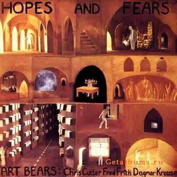 Art Bears - Hopes And Fears 1978