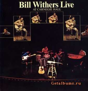 Bill Withers - Live at Carnegie Hall (1975)