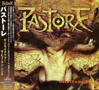 Pastore - The Price For The Human Sins (Japanese Edition) 2010 (Lossless) + MP3