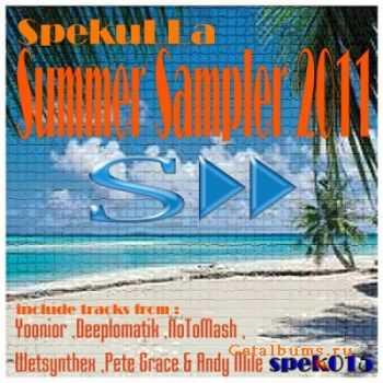 VA - SpekuLLa Summer Sampler 2011 (2011)