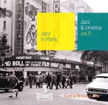 VA - Jazz & Cinema Vol.5 (1955-60) {Jazz in Paris �112}