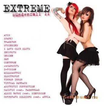VA - Extreme Sündenfall 11 (2011)