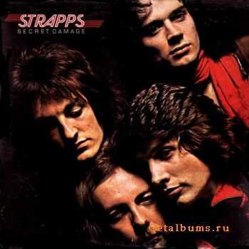 Strapps - Secret Damage (1977)