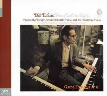 Bill Evans - From Left To Right (1970)