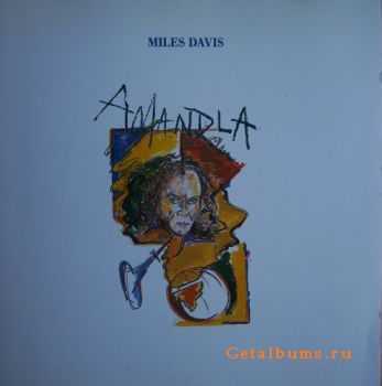 Miles Davis - Amandla  (1989)
