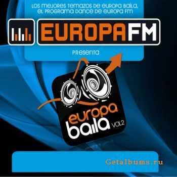 VA - Europa Baila Vol. 2 (2011)