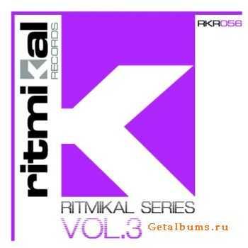 VA - Ritmikal Series Vol.3 (2011)