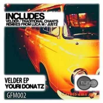 Youri Donatz - Velder EP (2011)