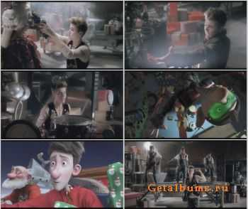 Justin Bieber - Santa Claus Is Coming To Town (Arthur Christmas Version) 2011