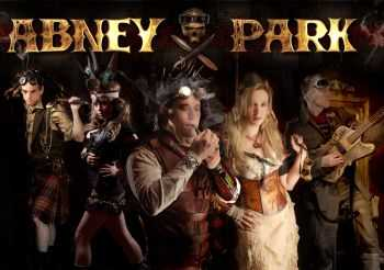 Abney Park - Off The Grid (2011)