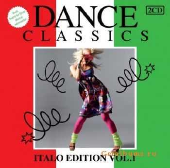Dance Classics: Italo Edition Vol. 1 (2011)