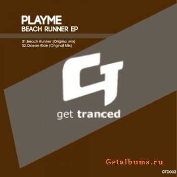 Playme - Beach Runner Ocean Ride (2011)