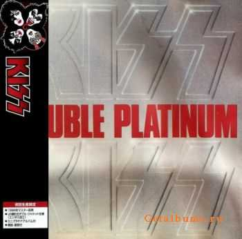 KISS - Double Platinum (Japanese Edition) 1978 (Lossless) + MP3