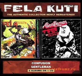 Fela Kuti - Confusion/Gentleman (2000)
