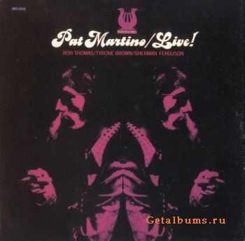 Pat Martino - Live! (1972)