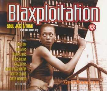 VA - Blaxploitation. Soul Jazz & Funk From The Inner City (1996)