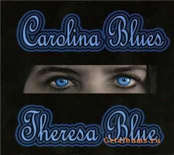 Theresa Blue - Carolina Blues (2011)