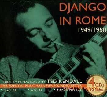 Django Reinhardt - Django in Rome (1949-1950) 2003