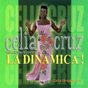 Celia Cruz con La Sonora Matancera - La Dinamica! (1991)